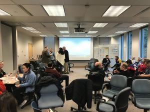 Technology and Faith Unconference at Seattle Pacific University (December 8, 2018)