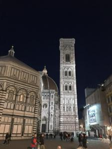 Piazza del Duomo, Florence, inspired by the vision of the New Jerusalem (2019)