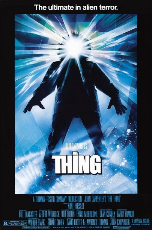 John Carpenter's The Thing and Unchecked Selfishness