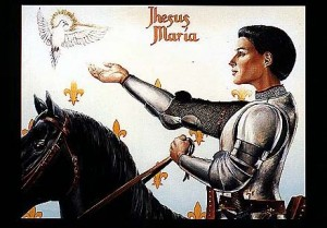 Joan of Arc, Joan Jett and More | Frank Weathers