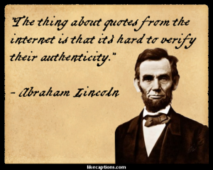 Abraham Lincoln On The Importance Of Freedom Of Conscience And