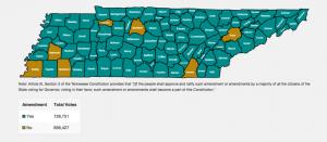 http://nashvillepublicradio.org/blog/2014/11/05/tennessees-abortion-amendment-reveals-rural-urban-divide/