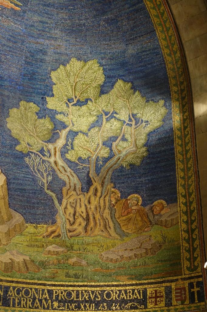 The Saints Slumber In Gethsemane
