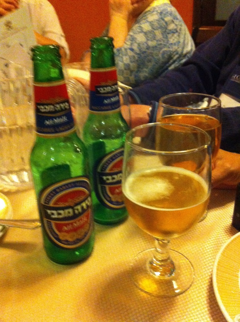 Maybe this Jordanian ale?