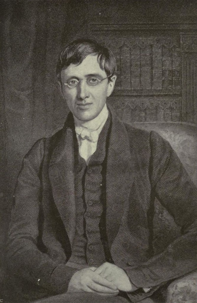 """""""Portrait Miniature of John Henry Newman"""" by William Charles Ross - Newman: https://archive.org/stream/newmanfran00barruoft#page/64/mode/2up. Licensed under Public Domain via Wikimedia Commons - https://commons.wikimedia.org/wiki/File:Portrait_Miniature_of_John_Henry_Newman.jpg#/media/File:Portrait_Miniature_of_John_Henry_Newman.jpg"""