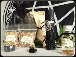 banishing spell kit from www.misi.uk.co