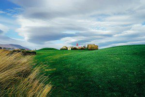 Turf Houses, Glaumbær, Iceland. Photo by messicanbeer. (cc) 2014.