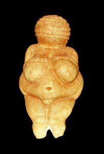 Venus of Wilendorf. photo by Lisby. (cc) 2009.