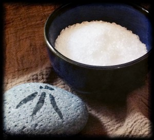 Ritual Salt. Photo by Alison Leigh Lilly.