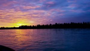 Kenai Sunrise. photo by Eric. (cc) 2013.