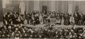 Public Domain photo of 1893 Parliament of World Religions