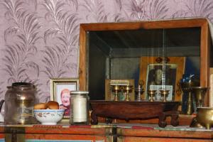 Ancestor Altar (Mongolia). Photo by Mario R. (cc) 2011.