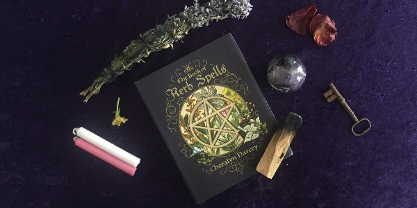 Book Review: The Book of Herb Spells | Alura Rose