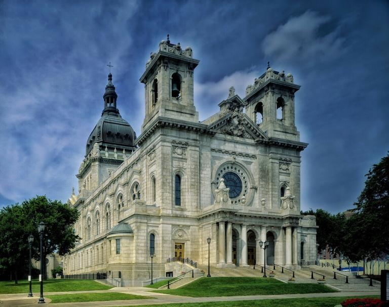 Basilica of St. Mary, Minneapolis, MN