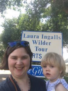 Laura Ingalls Wilder tour