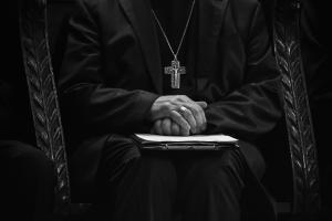 bishop, clipboard