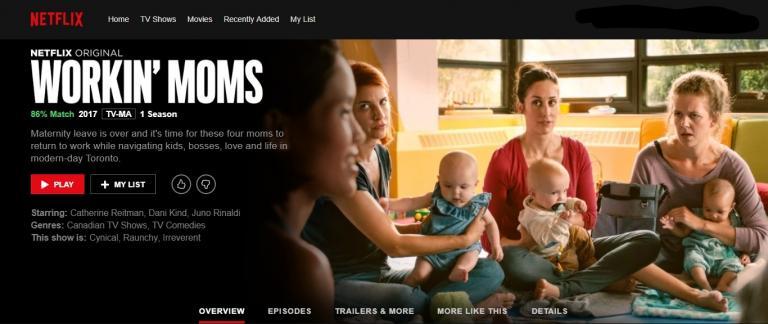 "Netflix Show Review: ""Workin' Moms"" | JoAnna Wahlund"