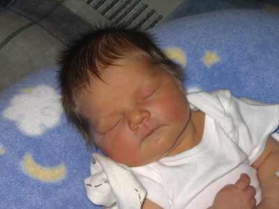 Elanor 3 days old