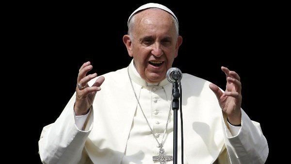 Pope Francis 600
