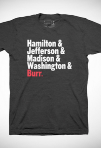 Merchandise that makes history cool?