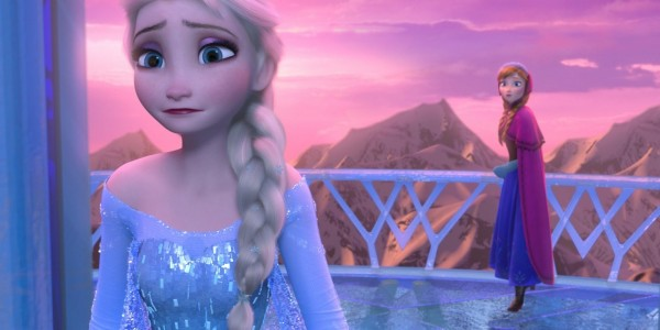 """FROZEN"" (Pictured) ANNA. ©2014 Disney. All Rights Reserved."