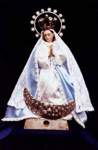 Virgin of the Bullet