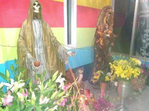 Supplicating Santa Muerte: Fierce Female Folk Saint as Source of