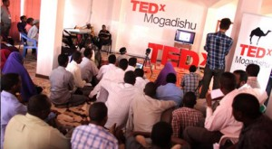 Event photo via TEDxMogadishu.
