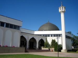Edmonton's Al-Rashid Mosque