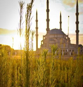 Johannesburg's new Turkish mosque