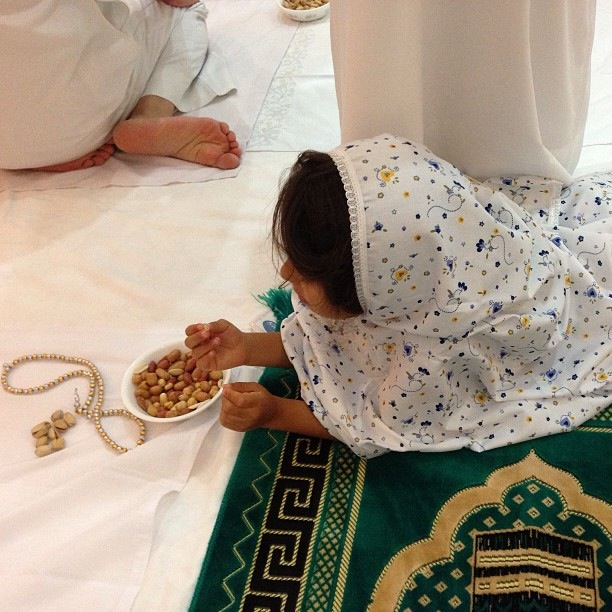 Sujood in the Kitchen, Tears in the Mosque | woodturtle