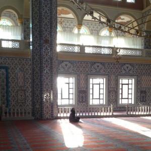 Nizamiye Mosque, Johannesburg.