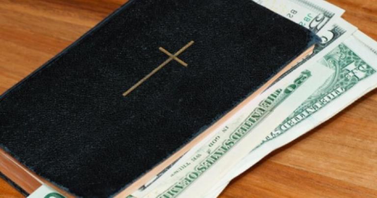 Bible money