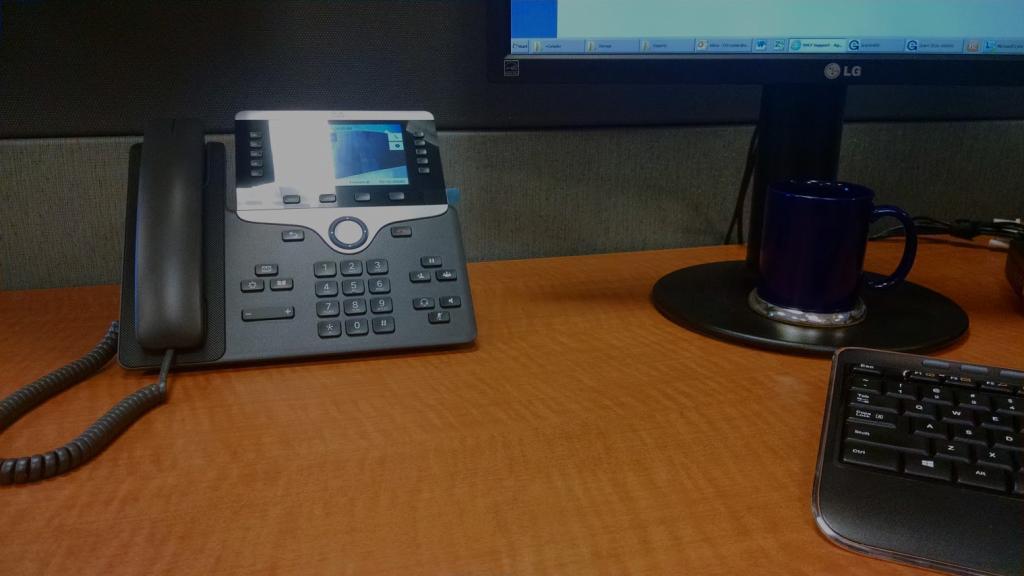 Desk Photo Work