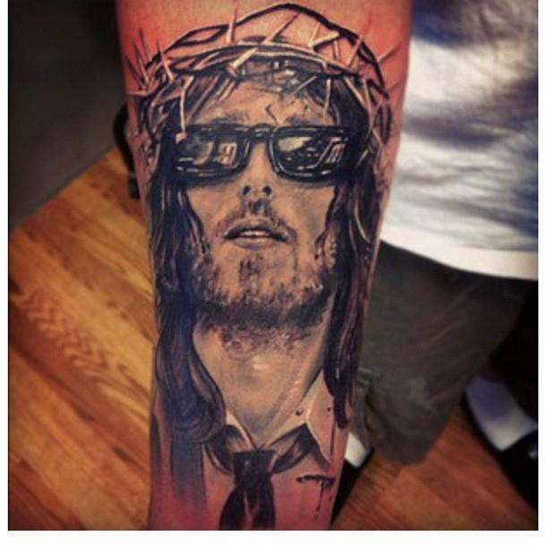 Jesus Tattoo(s) Of The Day | Zack Hunt