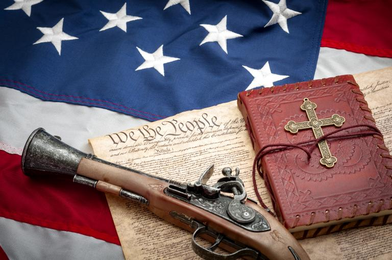 constitution, bible not sacred