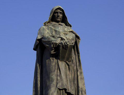 martyr reason Giordano Bruno