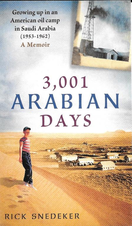 saudi arabia 1950s oil memoir kirkus review