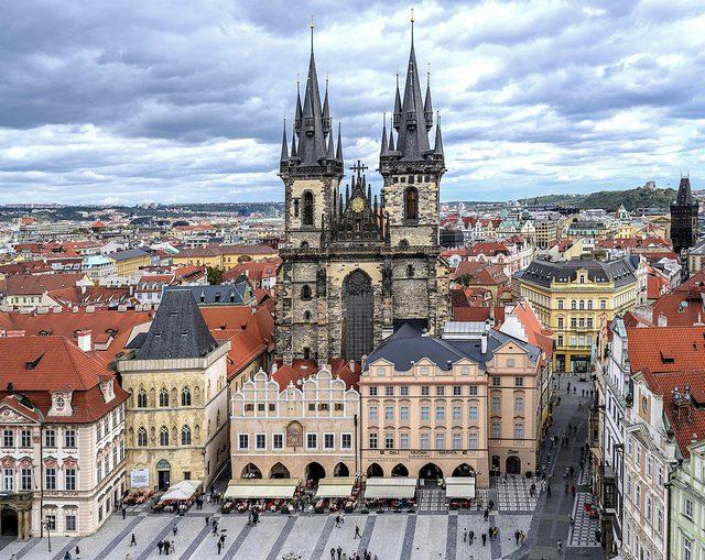 czechoslovakia religion america catholicism