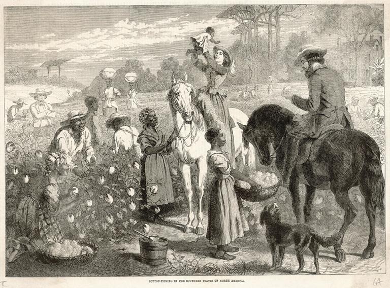 reconstruction slavery religion civil war
