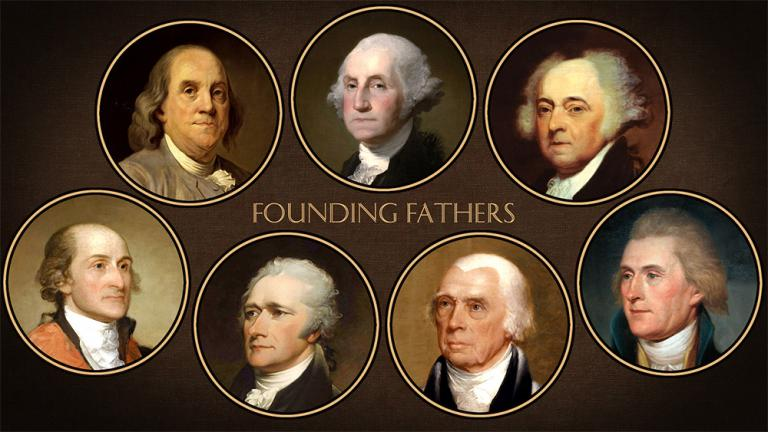 american religious freedom founding fathers god