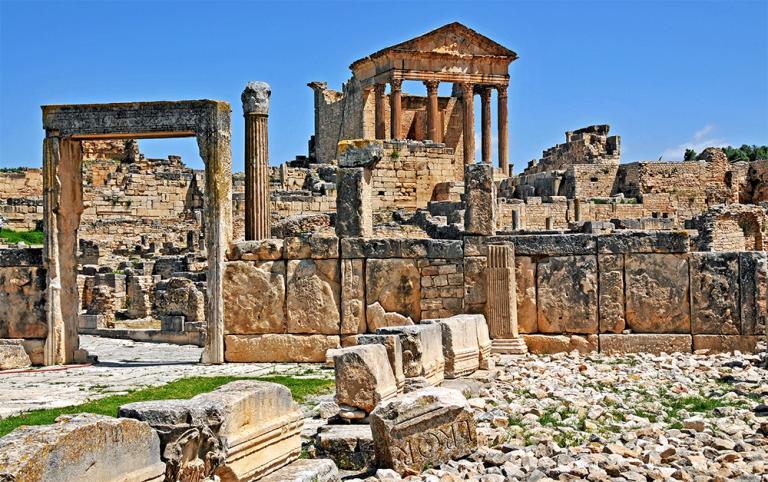 christian destruction classical culture