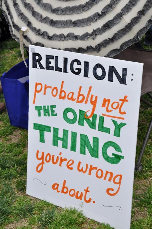religious deconversion atheism faith