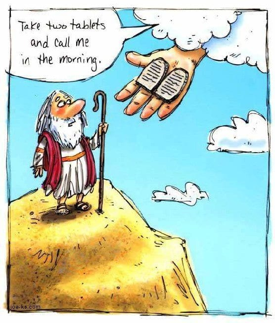humor religion placebos atheism