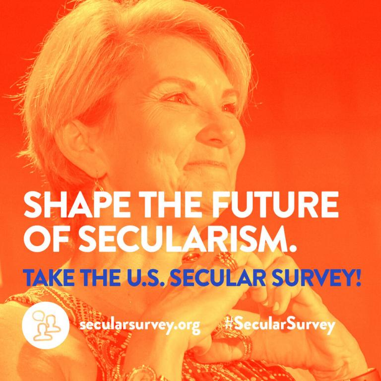 secular survey american atheists