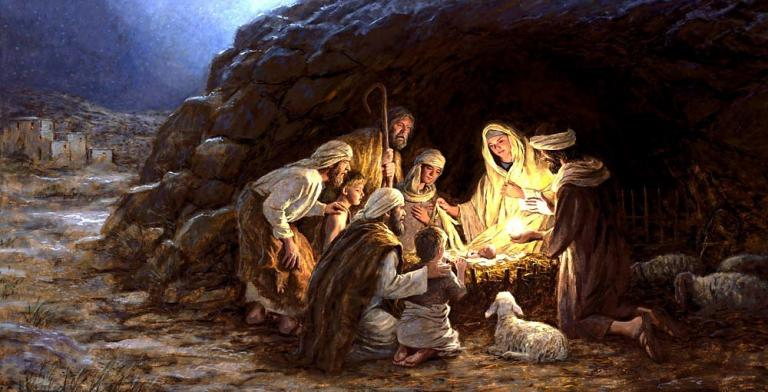 jesus nativity christianity relics manger christmas