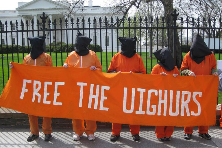 religious freedom uyghurs china constitution persecution