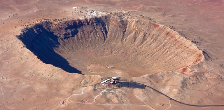 astrology astronomy meteor crater carl sagan science