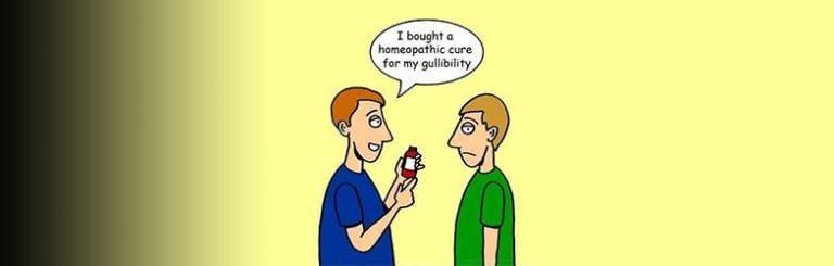 humor religion homeopathy pseudo-science faith truth