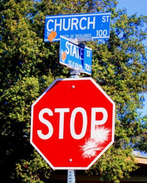 church state separation legislatures states government